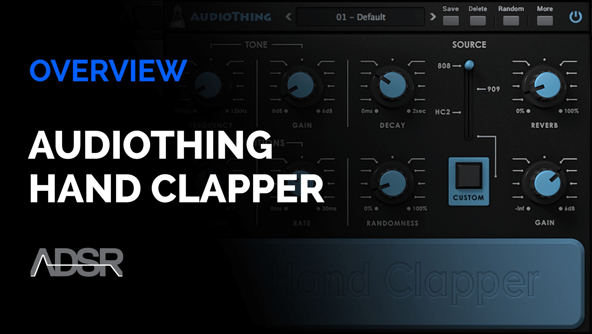 Video related to Hand Clapper