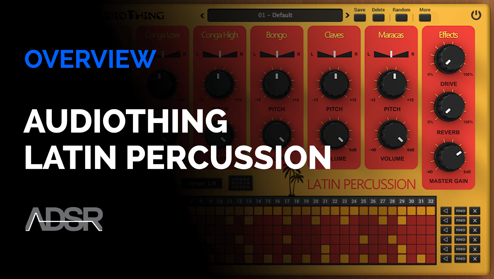 Video related to Latin Percussion
