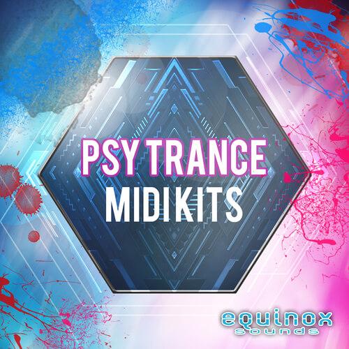 Psy Trance MIDI Kits