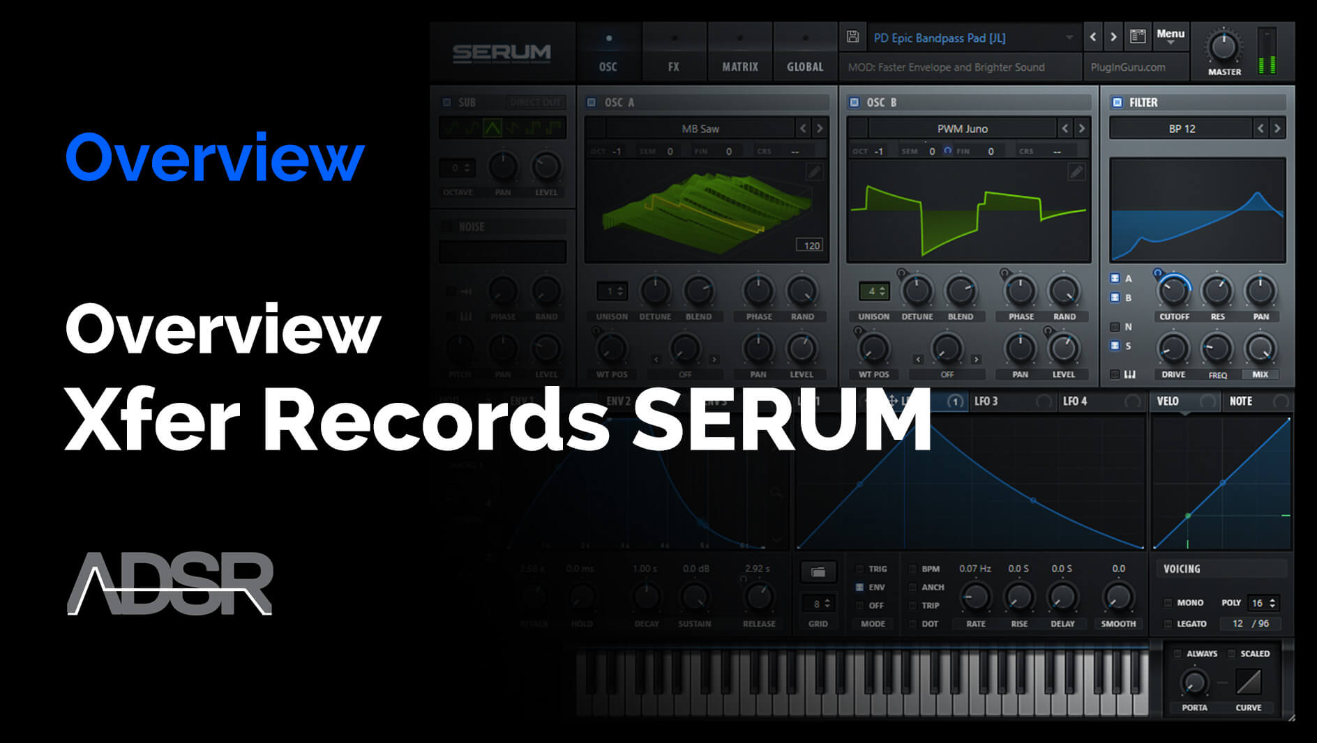 Video related to Serum