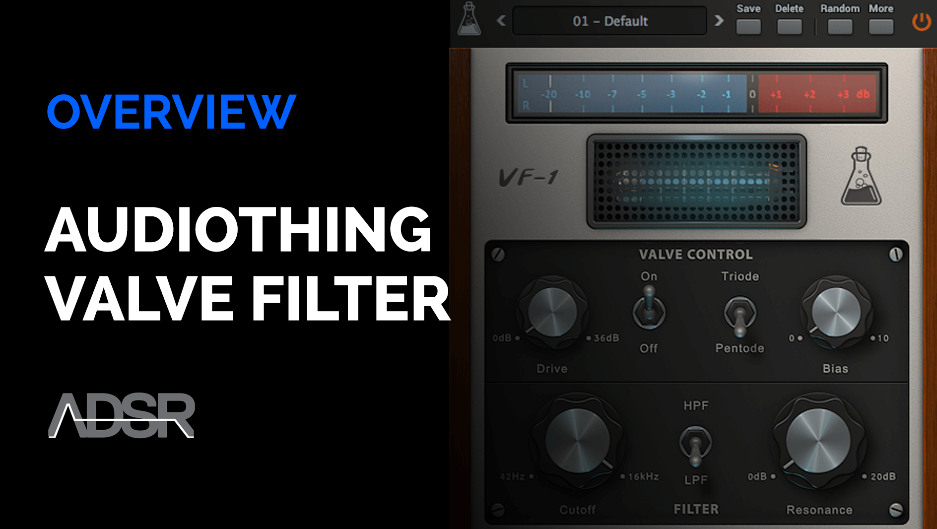 Video related to Valve Filter VF-1