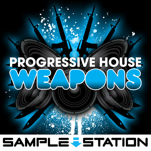 Progressive House Weapons