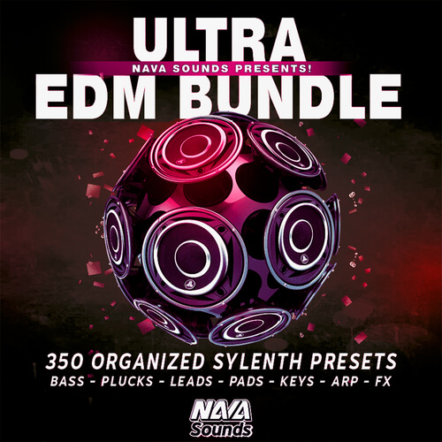 Ultra EDM Bundle: Sylenth1 Presets Vols 1-3