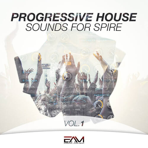 Progressive House Sounds For Spire Vol 1