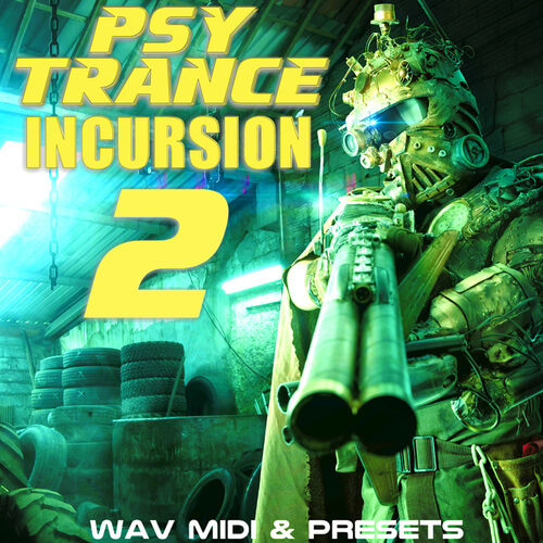 Psy Trance Incursion 2