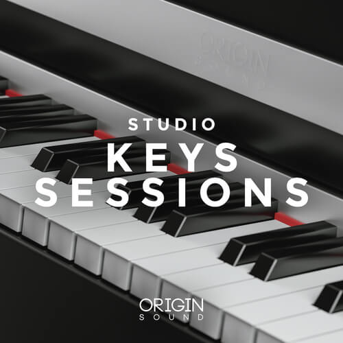 Studio Keys Session