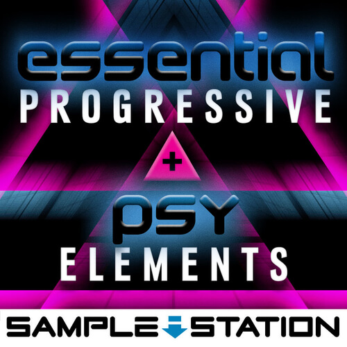 Essential Progressive & Psy Elements