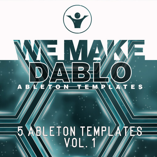 We Make Dablo Ableton Templates Vol.1
