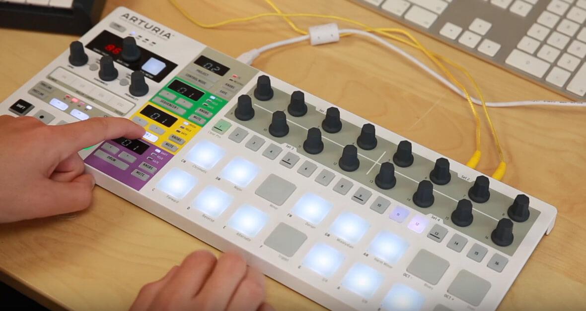Inside The Arturia BeatStep Pro 2.0 Update