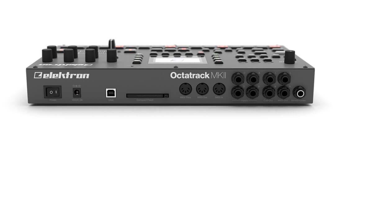 Elektron Announces The Octatrack MKII Sampler