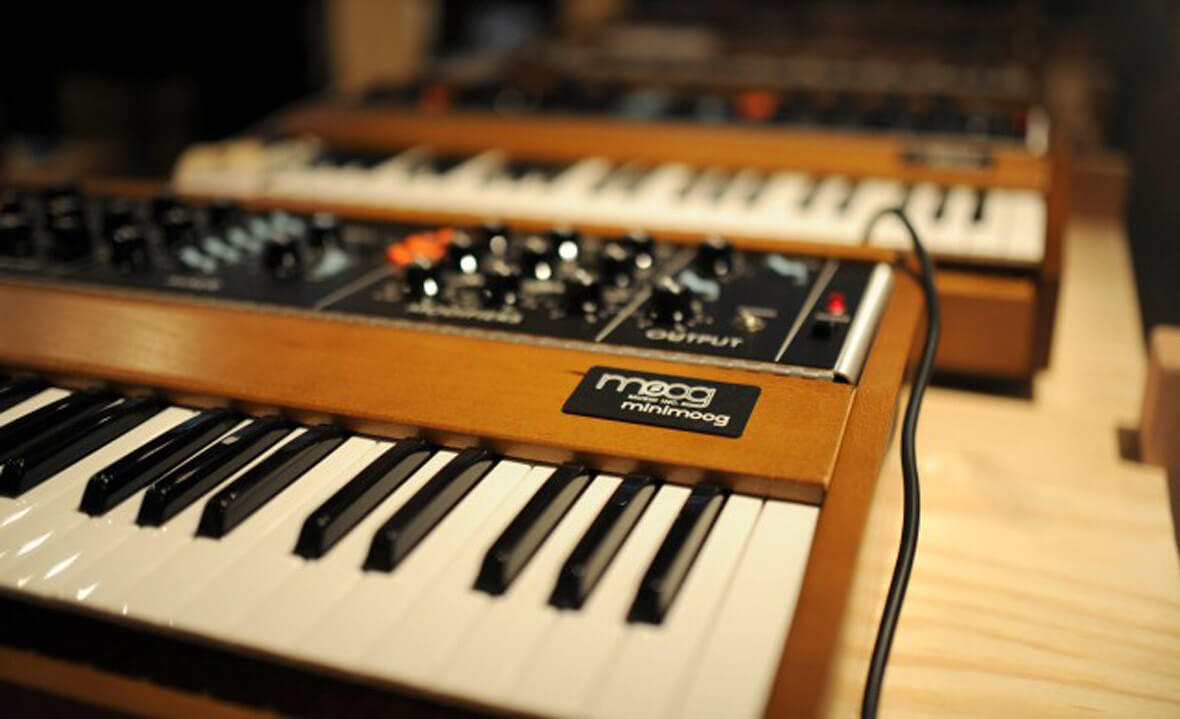 Moog Will No Longer Be Producing The Minimoog Model D