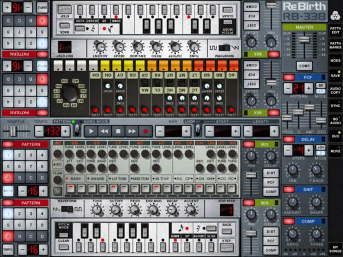 Propellerhead To Discontinue ReBirth, Resulting From Roland's IP Infringement Claims