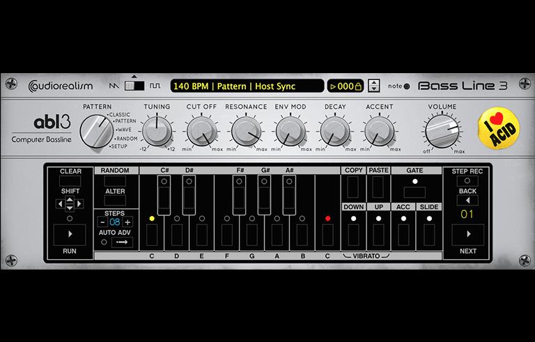 Bass Line 3