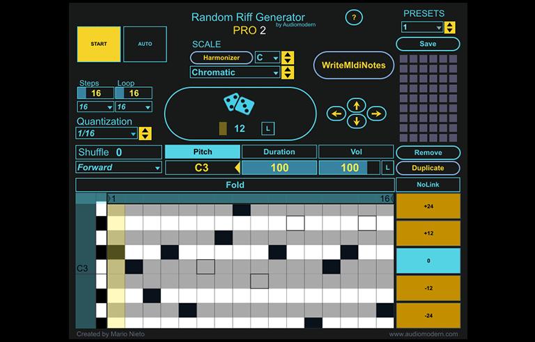 Random Riff Generator Pro 2