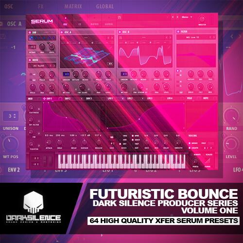 Futuristic Bounce Volume 1