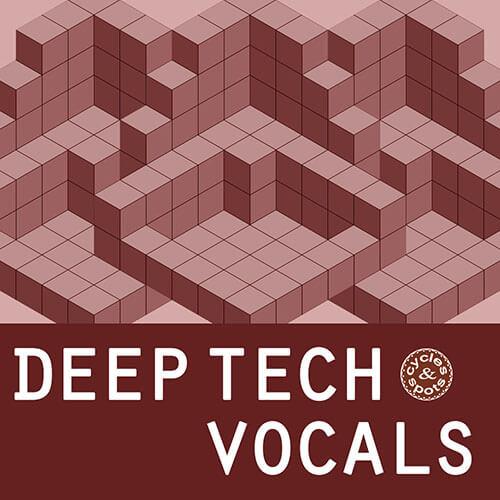 Deep Tech Vocals