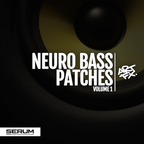ARTFX Neuro Bass Patches Vol. 1 for Xfer Serum