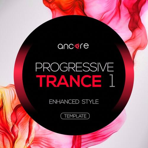 Progressive Trance 2.0 Logic Pro Template Vol.1