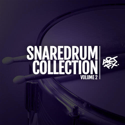 ARTFX Snaredrum Collection Vol.2