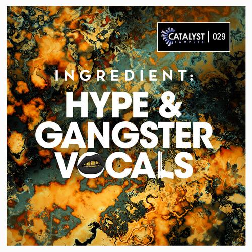 Ingredient: Hype & Gangster Vocals
