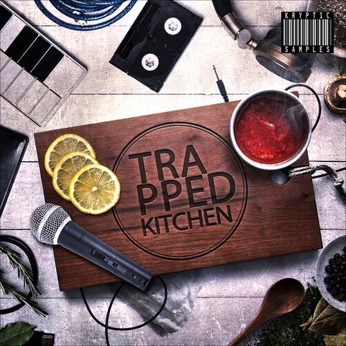 Trapped Kitchen