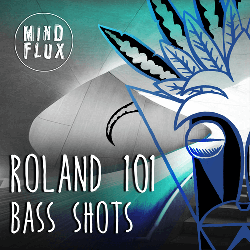 Roland 101 Bass Shots
