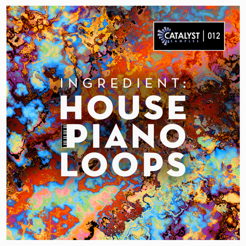 Ingredient: House Piano Loops