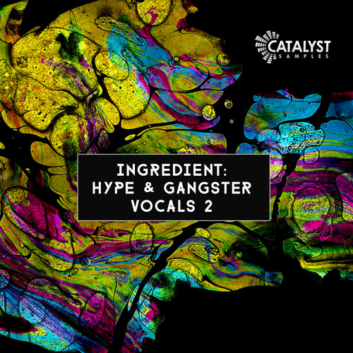 Ingredient: Hype & Gangster Vocals 2