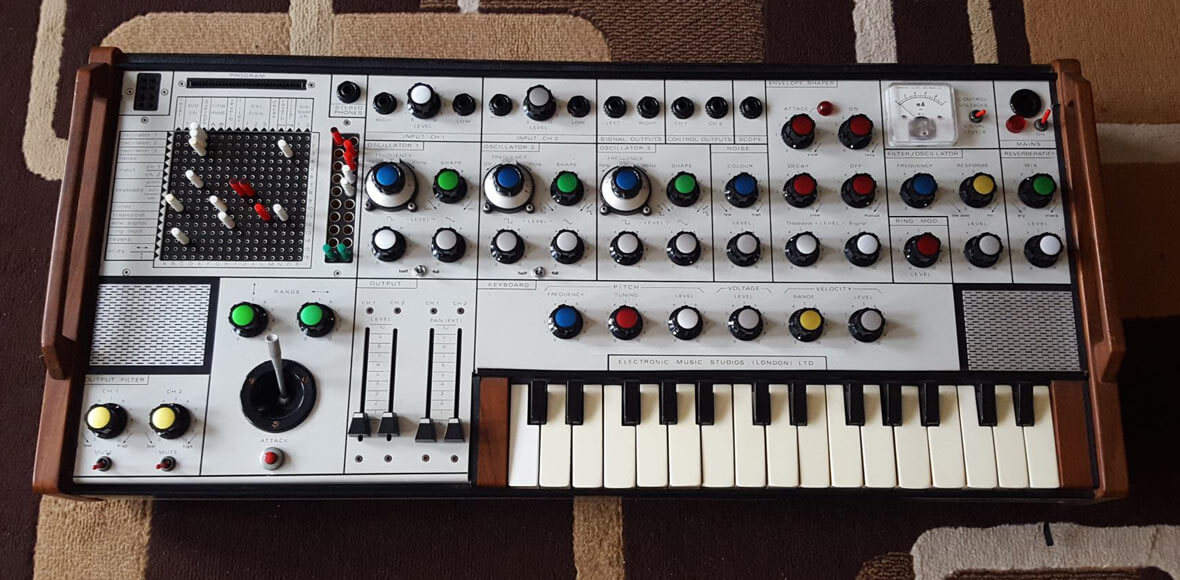 This Synthesizer Never Went Into Production, Digitana Has Acquired It