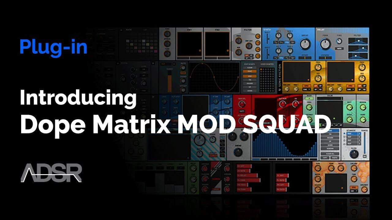 Video related to Dope Matrix MOD SQUAD