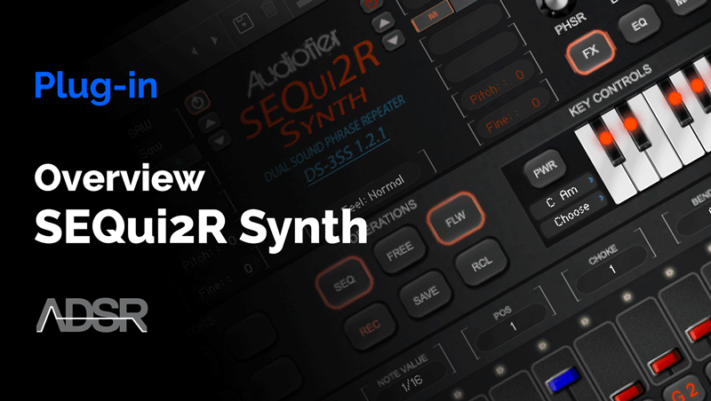 Video related to SEQui2R Synth