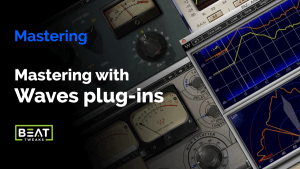 Mastering electronic music with Waves plug-ins