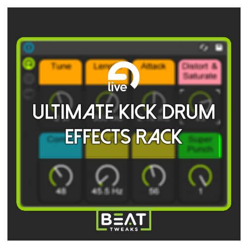 Ultimate Kick Effects Rack