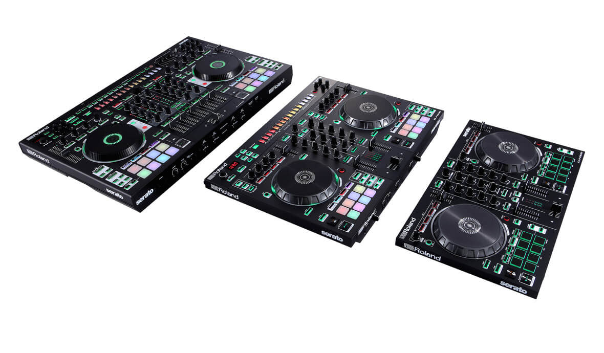 Roland Announces New DJ Controllers, DJ-505 and DJ-202
