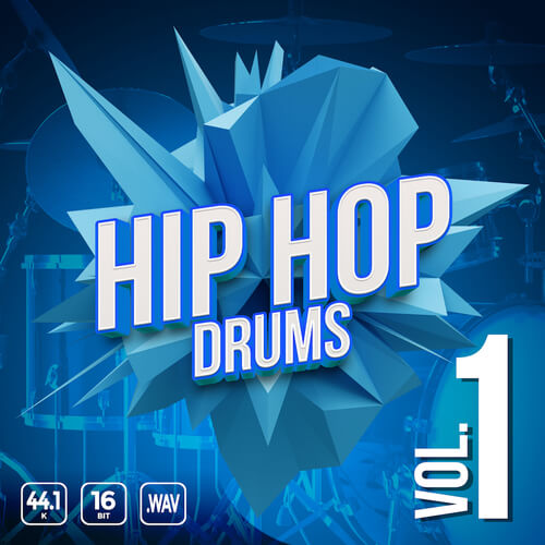 Iconic Hip Hop Drums Vol. 1
