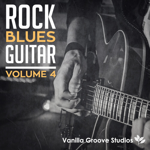 Rock Blues Guitar Vol. 4