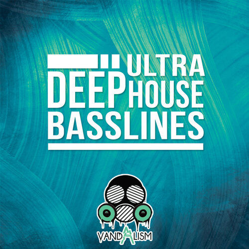 Ultra Deep House Basslines