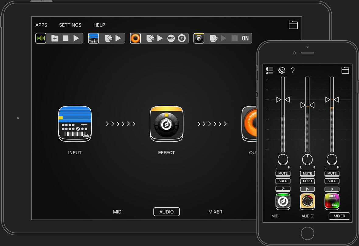 Audiobus 3 Now Supports Ableton Link
