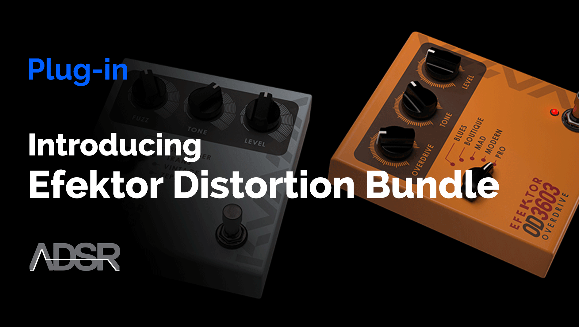 Video related to Efektor Distortion Bundle