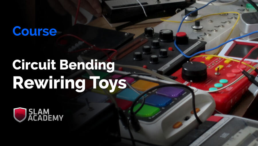 Circuit Bending: Making Music By ReWiring Devices and Toys