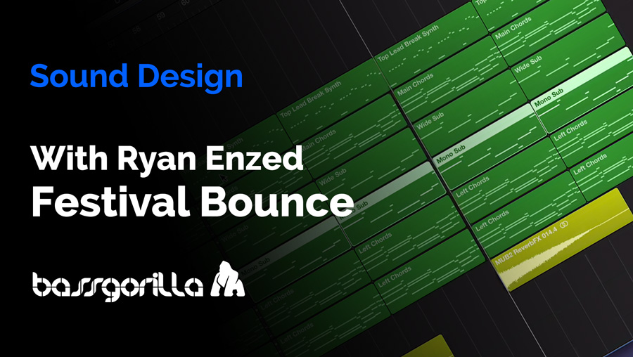 Festival Bounce: Start To Finish With Ryan Enzed