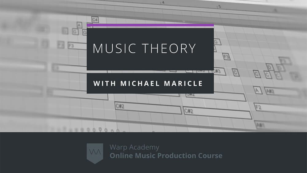 Music Theory with Michael Maricle