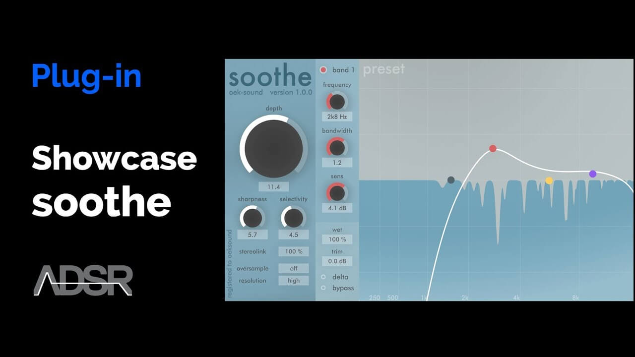 Video related to soothe