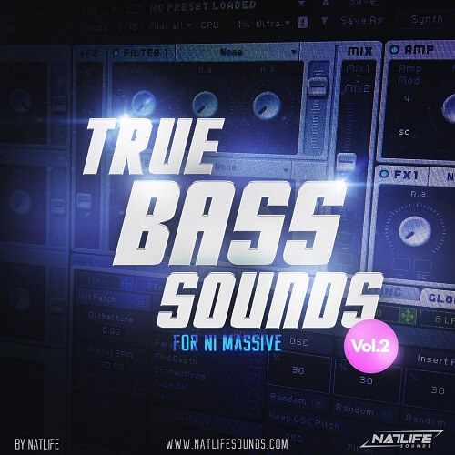True Bass Sounds Vol.2
