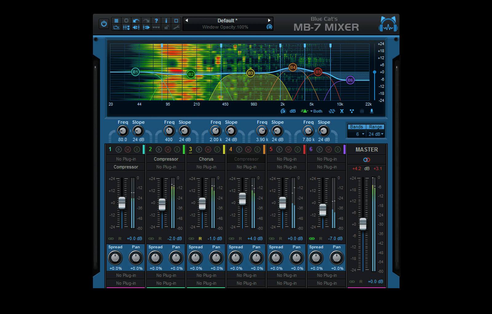 MB-7 Mixer