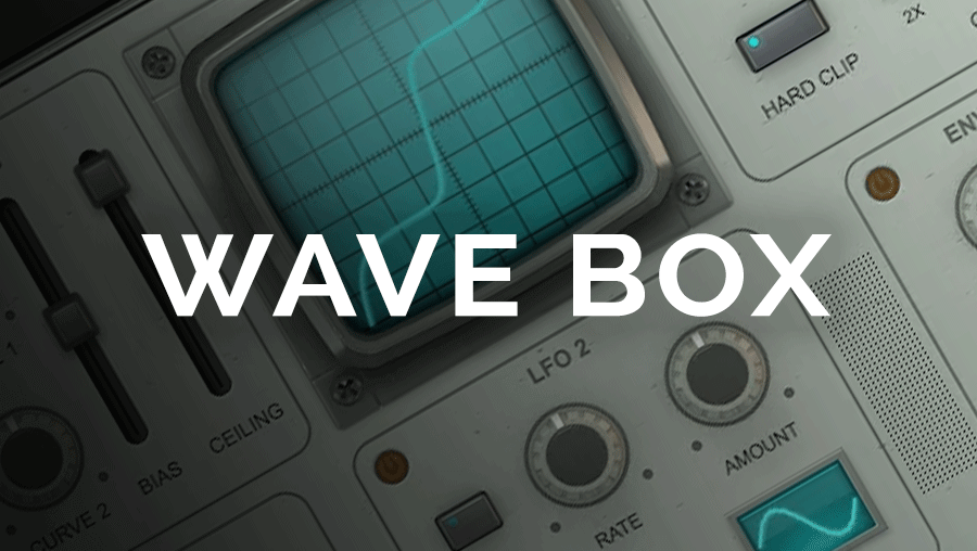 Wave Transformer – Software FX – ADSR