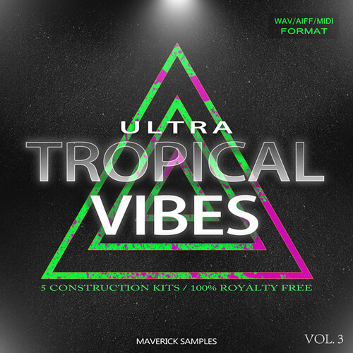 Ultra Tropical Vibes Vol.3