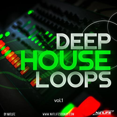 Deep House Loops Vol. 1