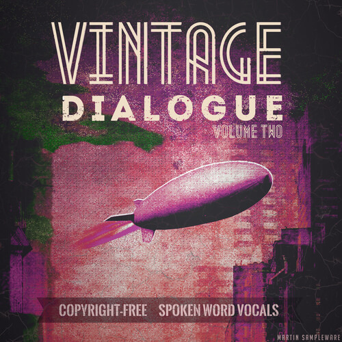 Vintage Dialogue: Cinematic Vol 2