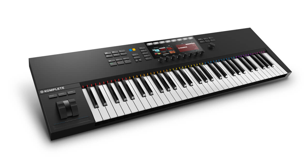 Native Instruments Introduces S49/61 MK2 Keyboards